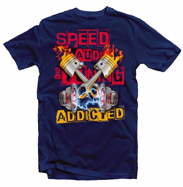tuning tshirt design