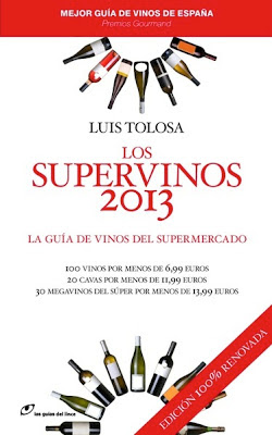 GUÍA SUPERVINOS 2013