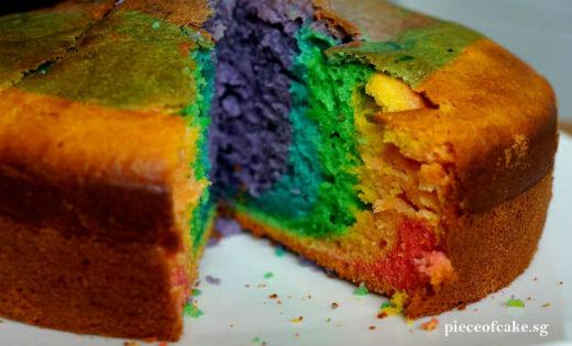 fluffy sponge cake oil washoku guide