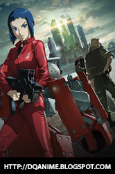 Ghost in the Shell: Arise - Border:1 Ghost Pain