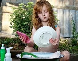 Fatto in casa come lavare i piatti in modo economico ed - Come riscaldare casa in modo economico ...