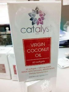 Order: Catalyst Virgin Coconut Oil (60 caps)