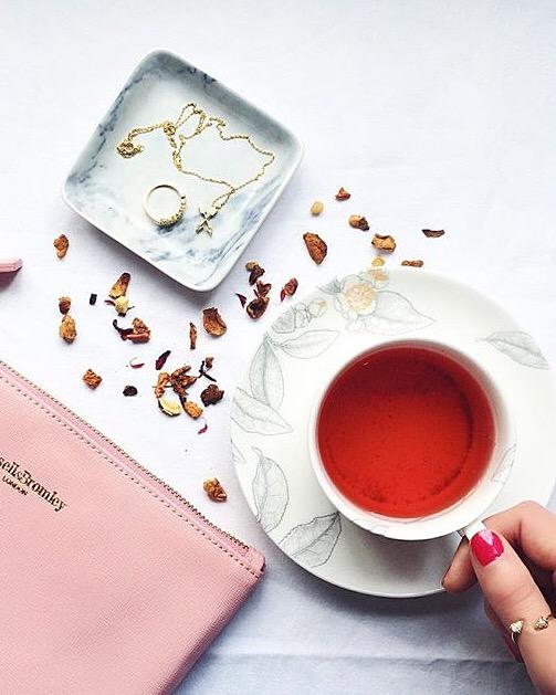 wittahrd red velvet tea, red velvet, witthard loose tea