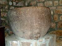 Bugader de cendra a Garfís