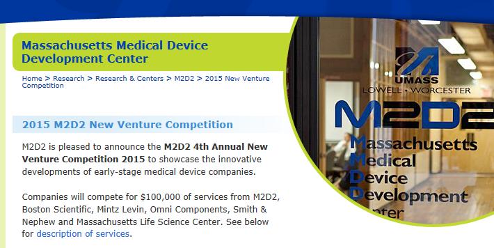 $100K Medical Device Challenge!