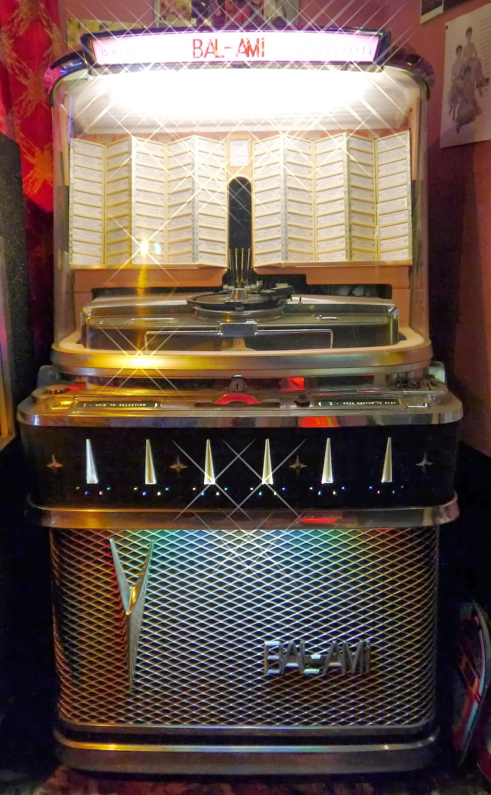 'Balami I200' 1957 Jukebox