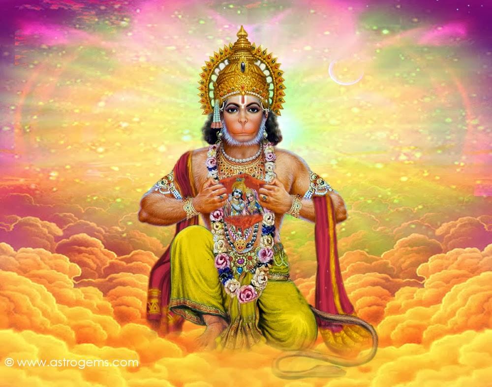 hanuman ji puja in manglic dosha