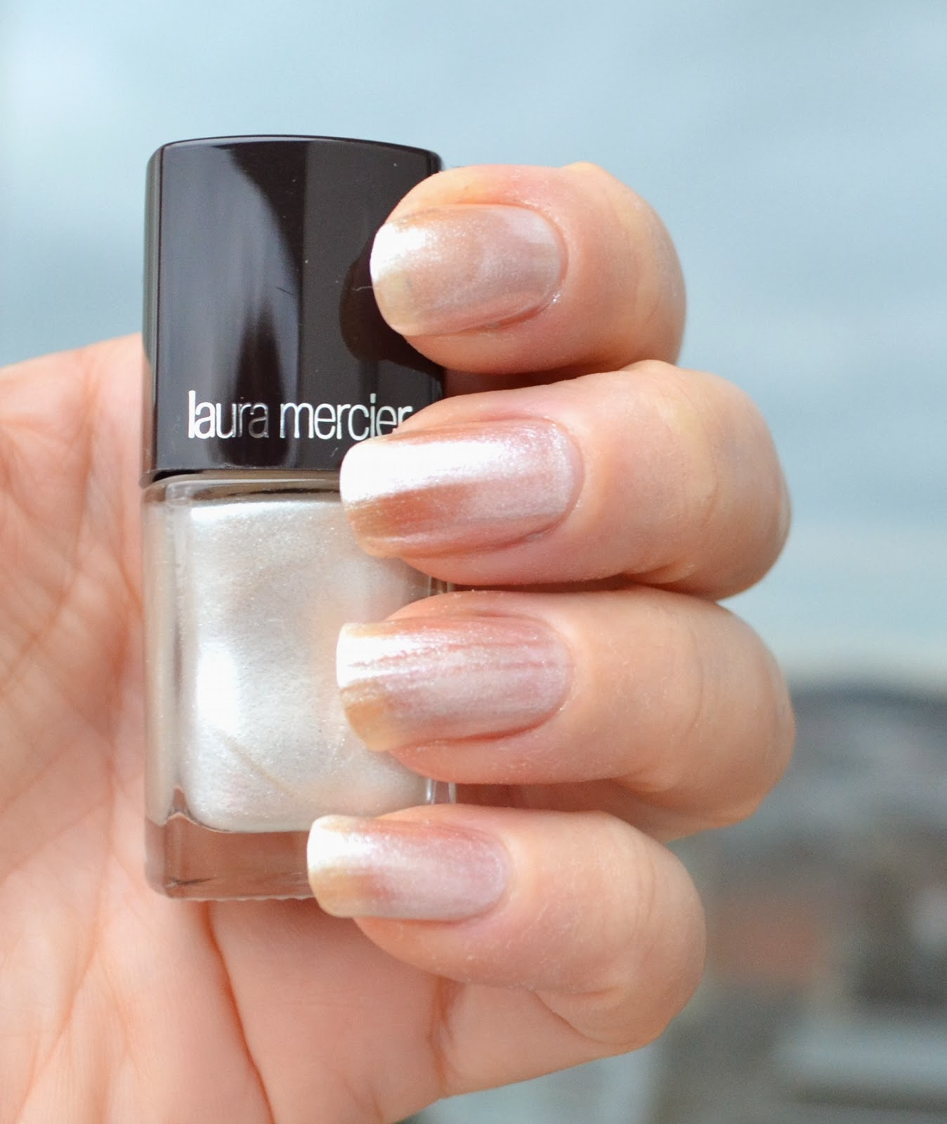 Laura Mercier Nail Lacquer Angel Wings & Butterfly Wings from White ...