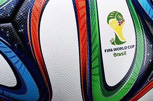 Brazuca World Cup Ball 2014