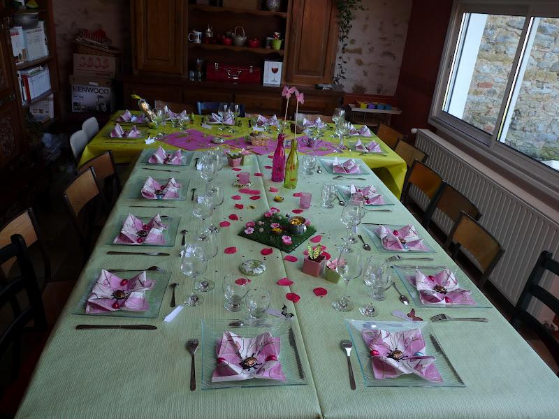 passion cuisine ma table de printemps. Black Bedroom Furniture Sets. Home Design Ideas