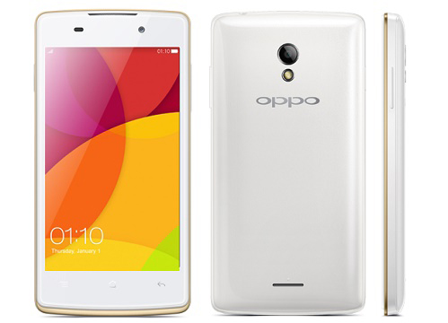 Harga HP Oppo Joy Plus, Spesifikasi Android KitKat Dual Core IPS LCD 4.0 Inchi