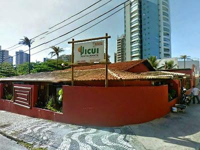 Picui Restaurante: Fachada (foto: Google Street View)
