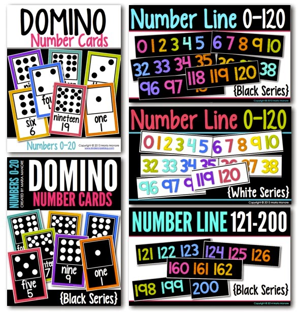 Number resources for the classroom