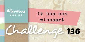 1e prijs challenge 136