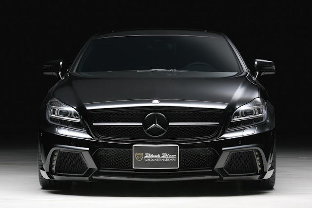 Black Bison 2012 Mercedes CLS 63 AMG by Wald International