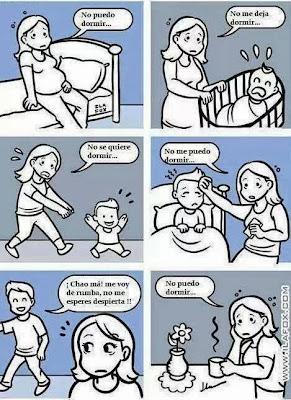 el poder de mamá