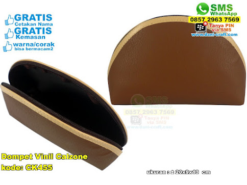 Dompet Vinil Calzone