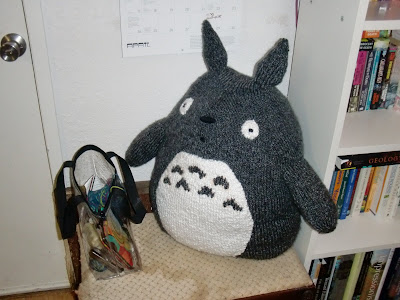 Robins Yarns Totoro Pictures