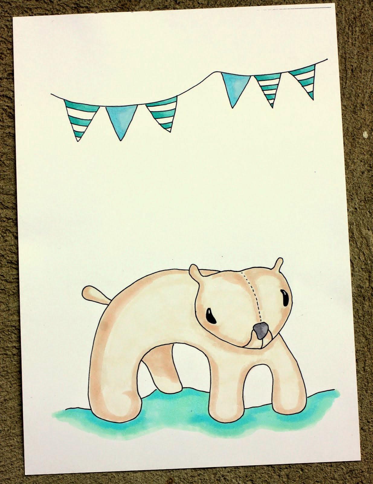 Holyhelles Isbjørn