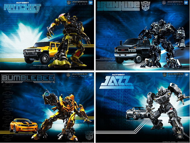 Transformer 3 The Movie Wallpaper transformers3