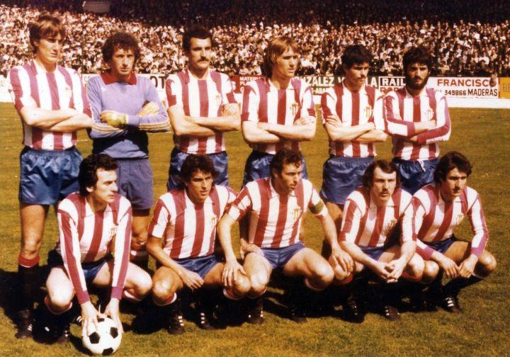 Alineaci n del sporting 1979 sporting de gij n - Fotos sporting de gijon ...