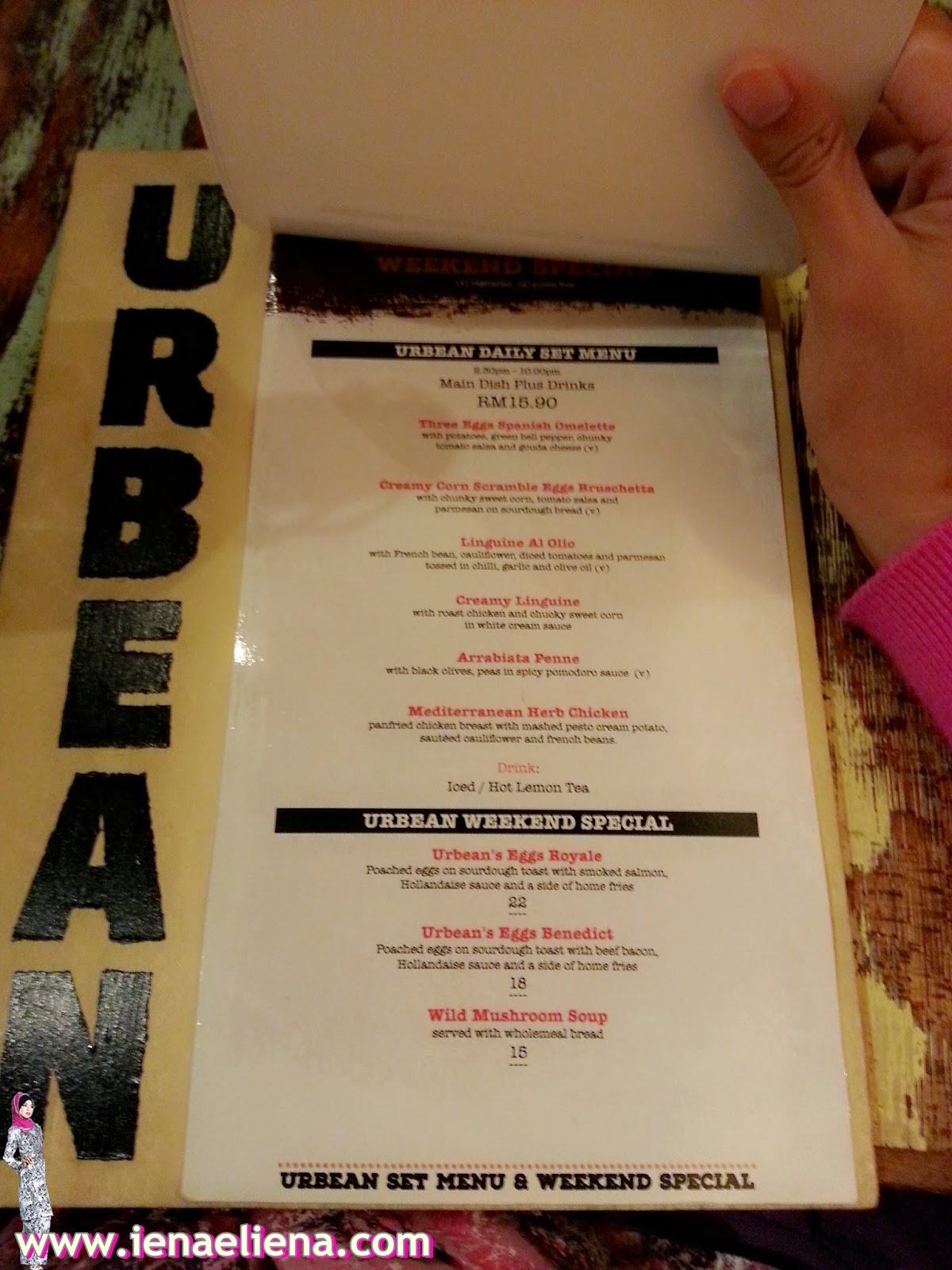 URBEAN CAFE AVENUE K