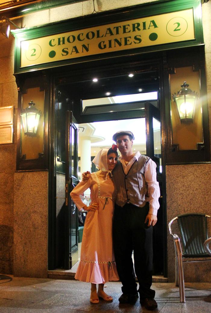diana dazzling, fashion blogger, fashion blog,  cmgvb, como me gusta vivir bien, dazzling, luxury,san Isidro, Madrid, bocata de calamares,chulapa,chulapos,churros con chocolate,spanish tradition,spanish food