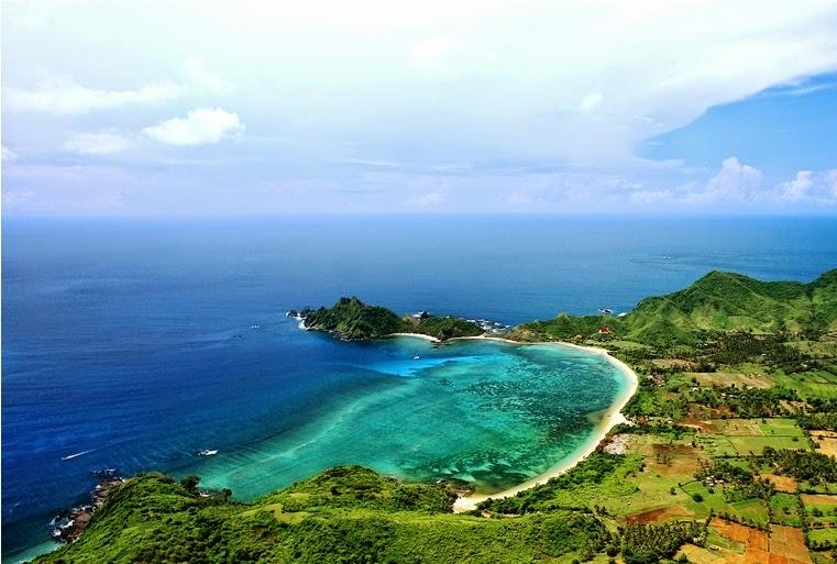 Pantai Teluk Mekaki Lombok