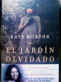Lecturas con aroma de caf 1 08 12 for Libro el jardin olvidado