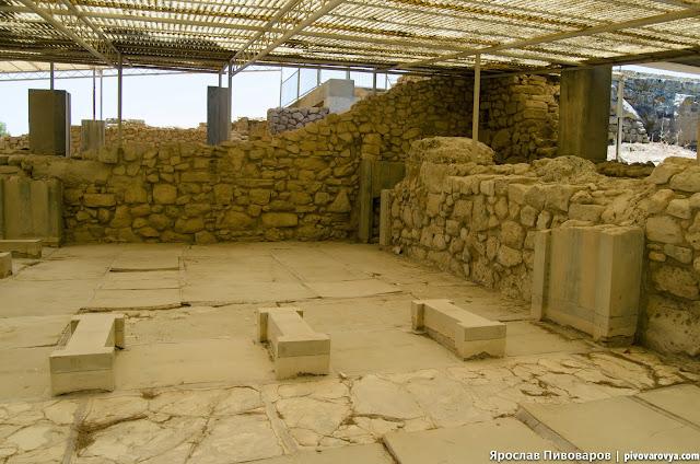 Фестский дворец (Phaistos Palace)