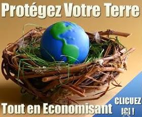 Participez à protéger la planète