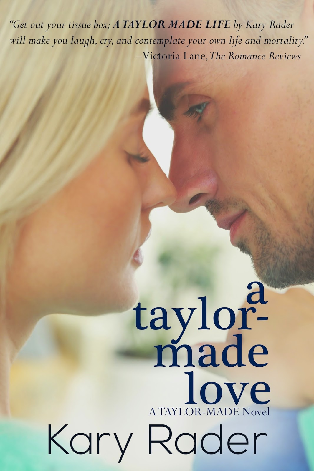 #CoverReveal: A Taylor-Made Love by Kary Rader
