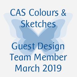 Guest Designer -March 2019
