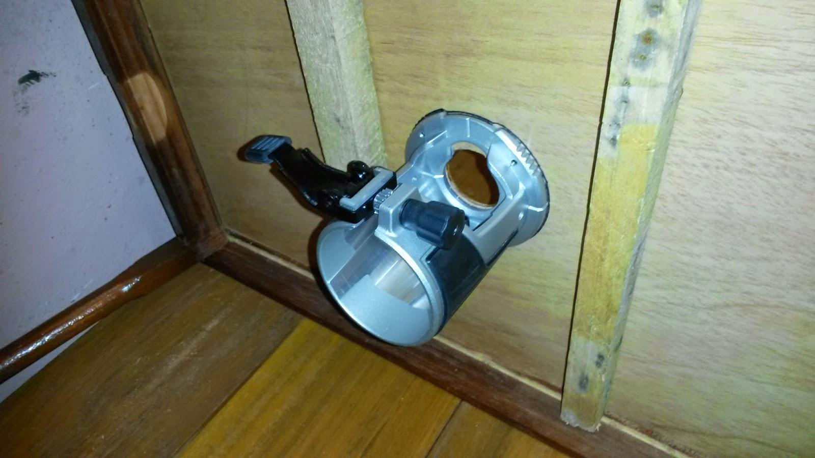 Oficina do Quintal: Como fazer uma bancada para Tupia #604D20 1600x900