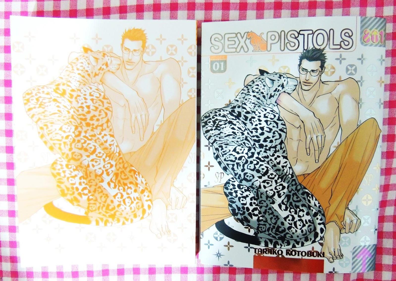 Finalmente posso postarvi la mia copia di Sex Pistols!