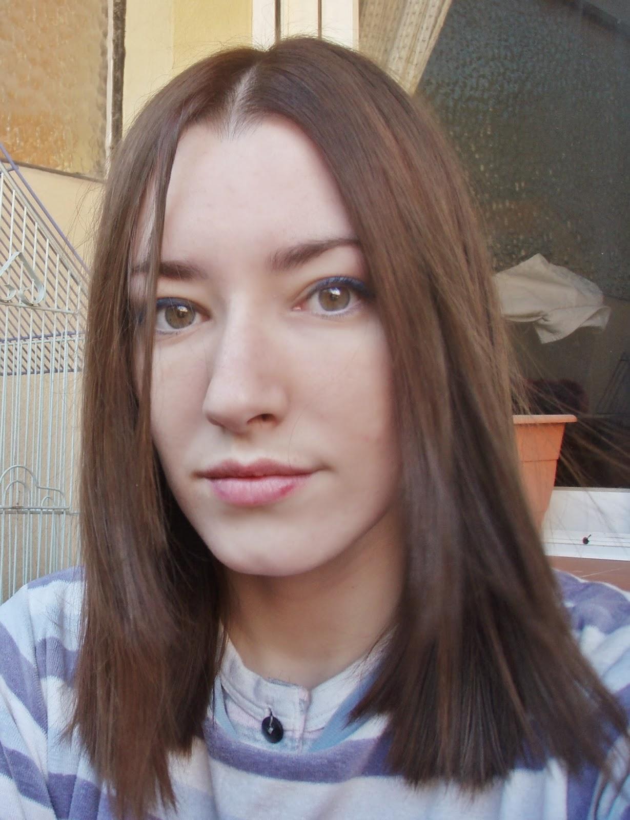 Baño De Color Rojo En Pelo Castano:Ciencia de ti: Nuevo tono de pelo! Cómo quitar el rojo del cabello