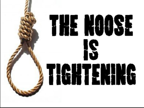 The Noose Is From Singapore