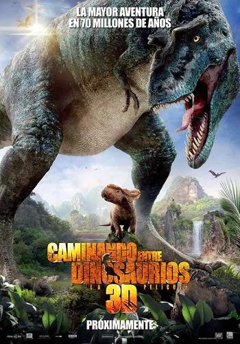 Caminando Entre Dinosaurios – DVDRIP LATINO