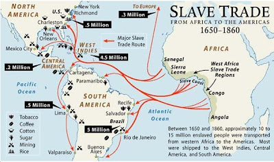 explain the large and expanding domestic trade in slaves between 1800 and 1860 From 1850 to 1860 there was a 23% increase in the number of slaves in the south that is without anyone being added to the slave population through import or immigration click to expand.