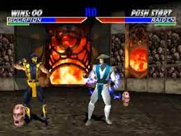 download game ps1 mortal kombat 4