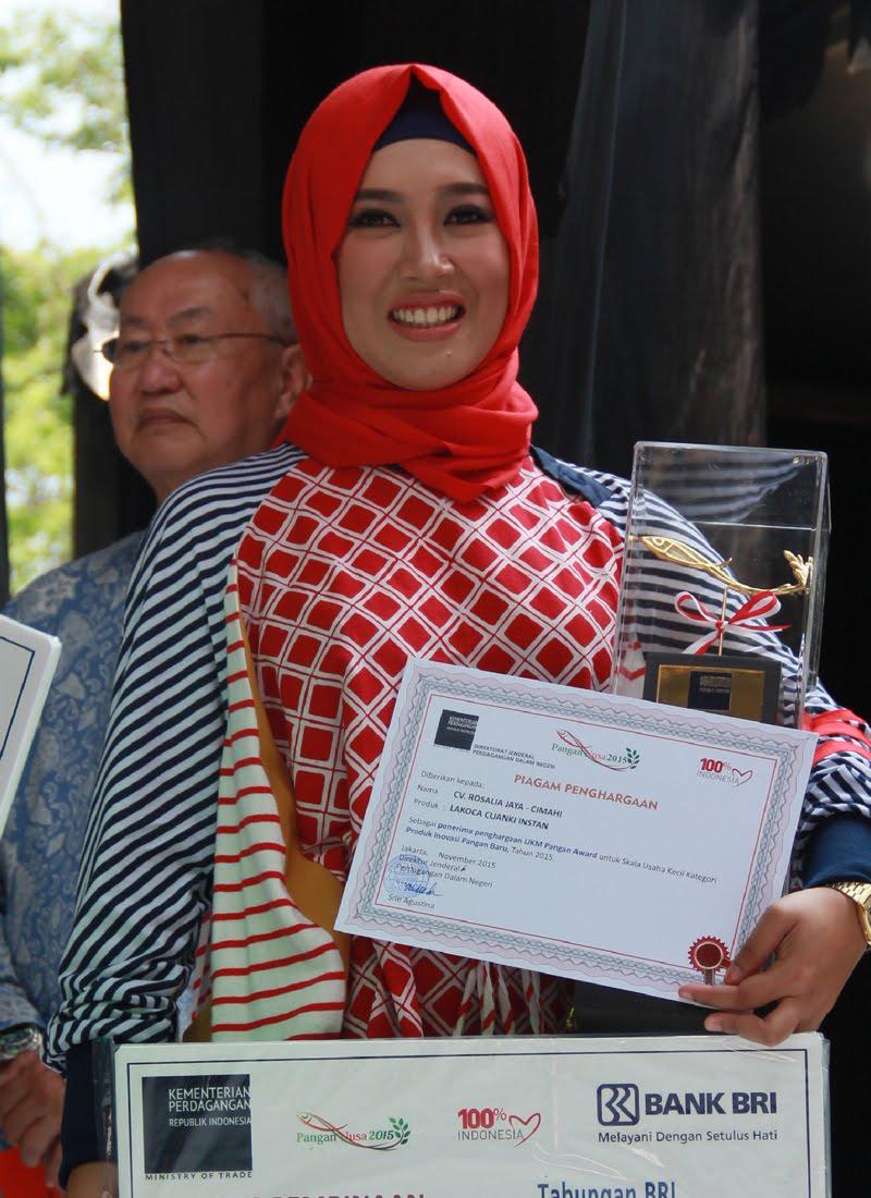 Pemenang Penghargaan Pangan Award 2015