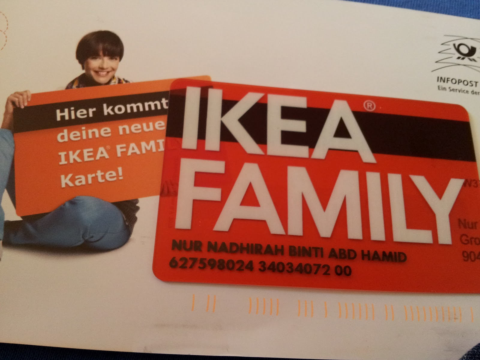 The Me Stories Ikea Family