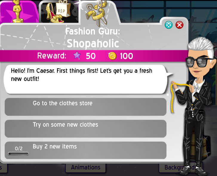 fame lady dress msp
