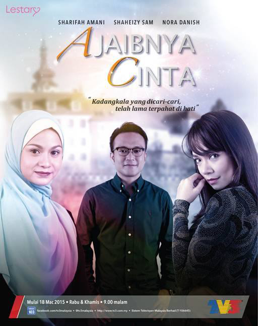 Ajaibnya Cinta (2015) Episod 10