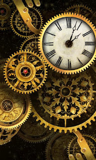 Gold clock Live wallpaper PRO v1.05 apk