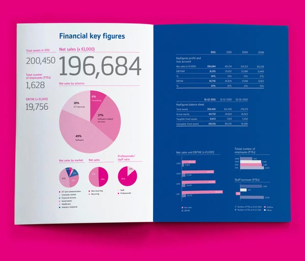 annual report design - Ideas For Graphic Design Projects