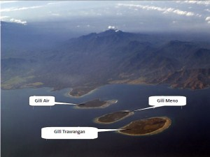 Gili Trawangan, Di Pulau Ini Tidak Ada Kendaraan Bermotor