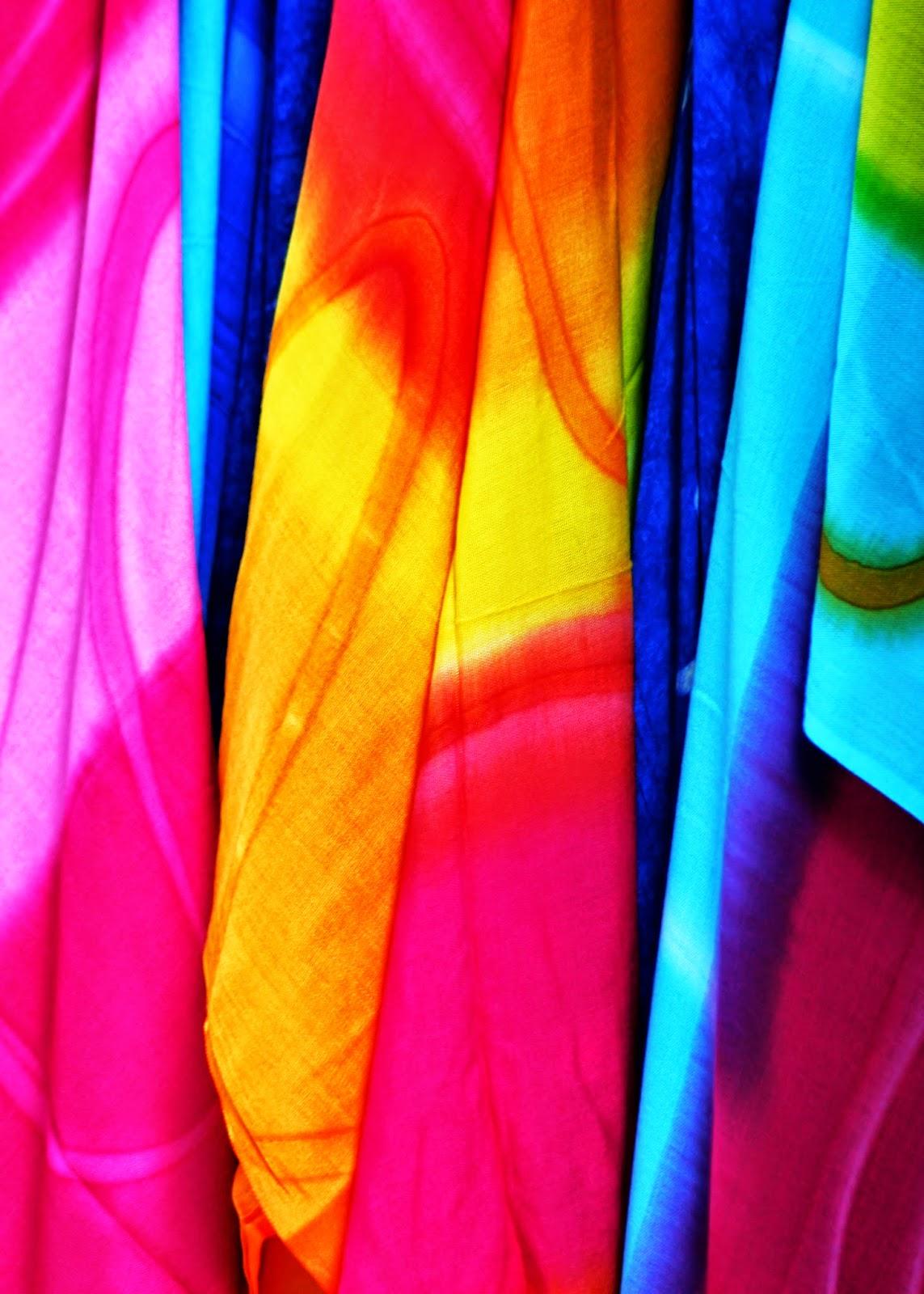 Окрашивание ткани домашних условиях