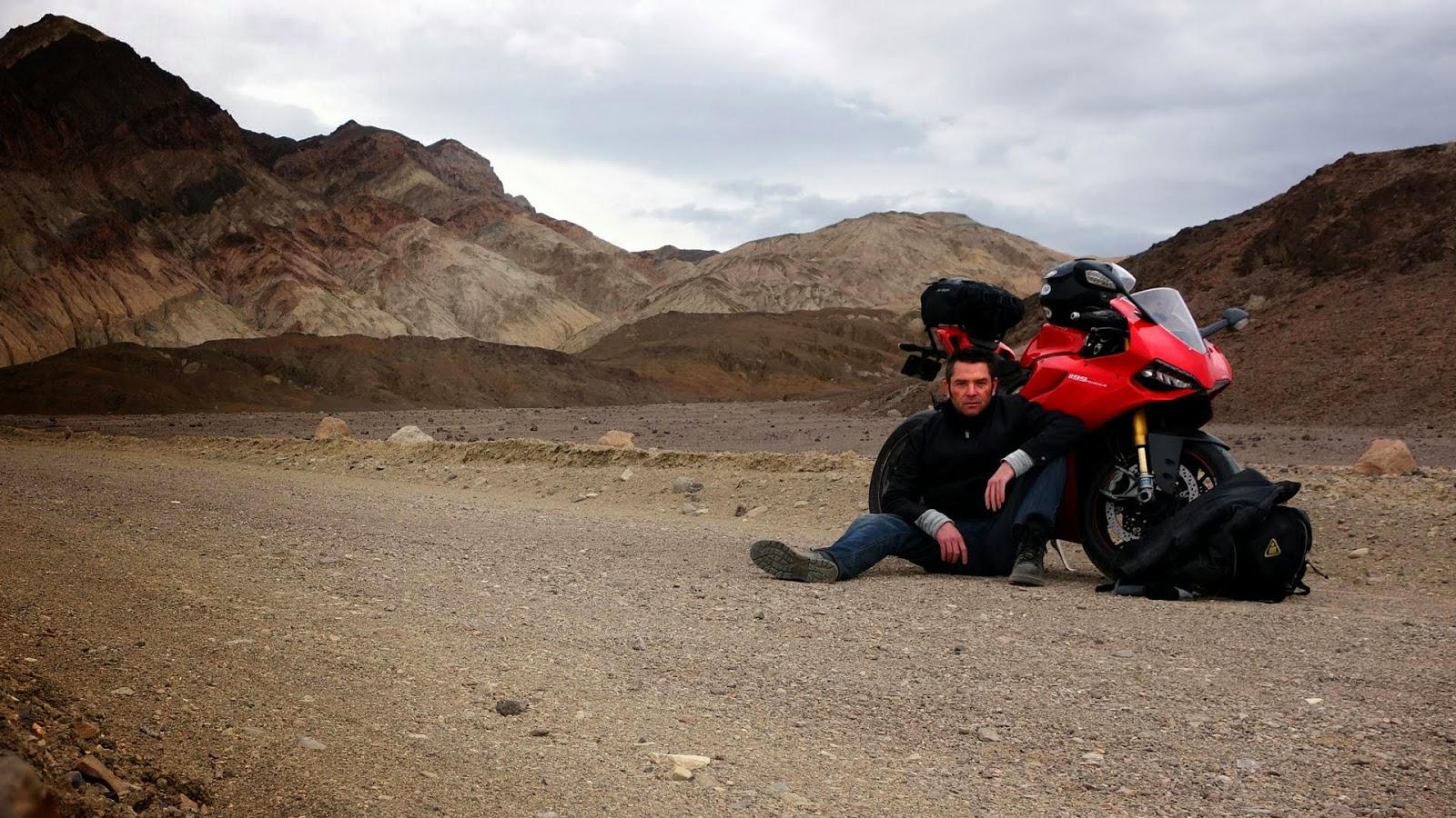 Dennis-Matson's-Ducati-1199