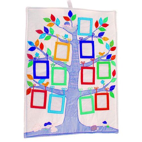 Con mis chicos en el mundo: El árbol genealógico